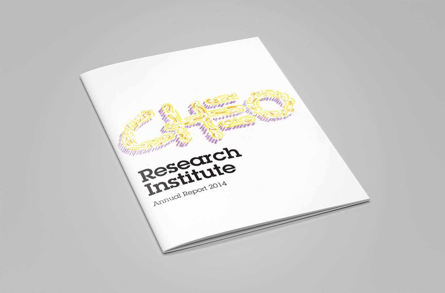 Front cover of CHEO annual report